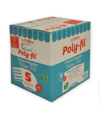 Poly-Fil ® Fiber 5 LB. Box
