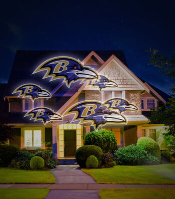 Baltimore Ravens Team Pride Light