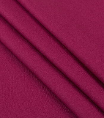 """Wide Solid Cotton Fabric 108""""-Beaujolais"""