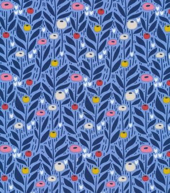 Cloud 9 Premium Quilt Cotton Fabric 44''-Tulips