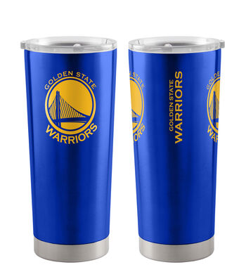 Golden State Warriors 20 oz Insulated Stainless Steel Tumbler