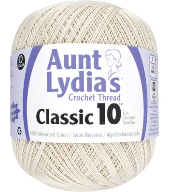 Aunt Lydia's Special Value Crochet Cotton