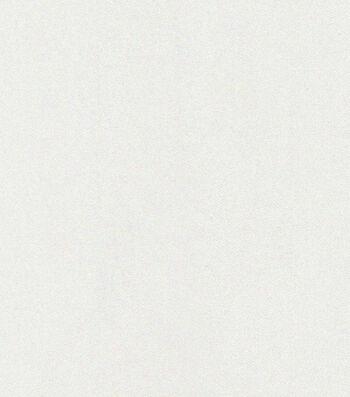 "Glitterbug Satin Fabric 45""-Solid Ivory"