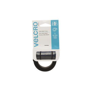 "VELCRO® Brand ONE-WRAP® Strap 3/4""x48"" Black"
