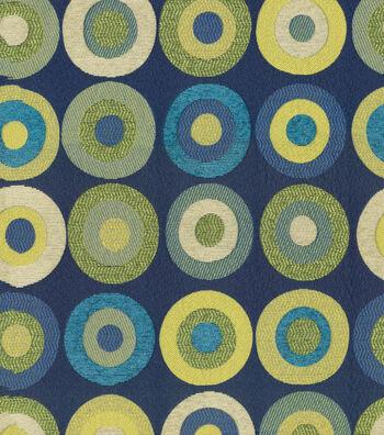"KAS Lightweight Decor Fabric 57""-Kellam Navy"
