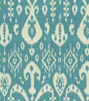 """Sunbrella Outdoor Fabric 54""""-Santorini Aruba"""