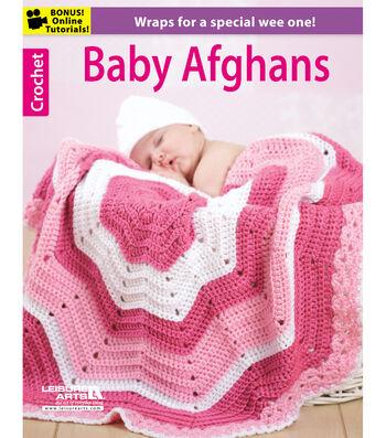 Baby Afghan Crochet Book