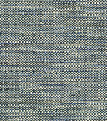"Waverly Upholstery Fabric 56""-Jamestown Lapis"