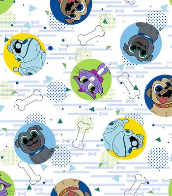 Disney Puppy Dog Pals Cotton Fabric 43''