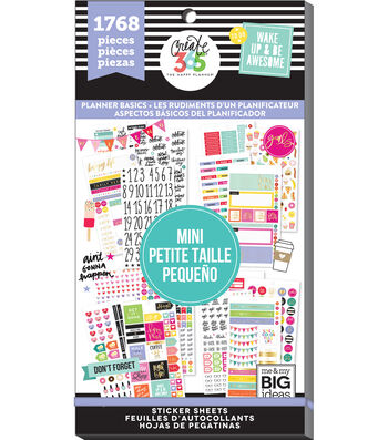 Create 365 The Happy Planner™ Mini Value Pack Basics