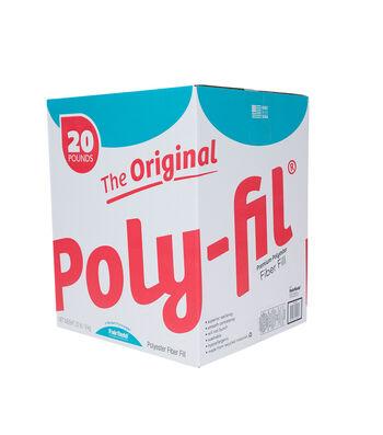Poly-Fil® Premium Polyester Fiber Fill Box