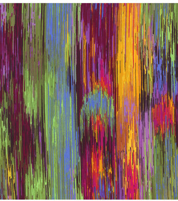 "Silky Prints Fabric 56""-India"