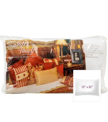 "Soft Touch® Pillow 12"" x 22"""