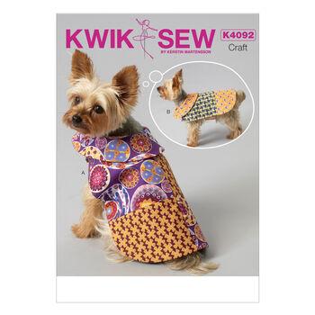 Kwik Sew Crafts Pets-K4092