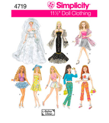 Simplicity Pattern 4719OS One Size -Simplicity Crafts