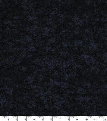 Keepsake Calico Cotton Fabric 43''-Black Distressed