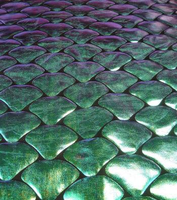 "Cosplay by Yaya Han Poly Spandex Fabric 58""-Mermaid"