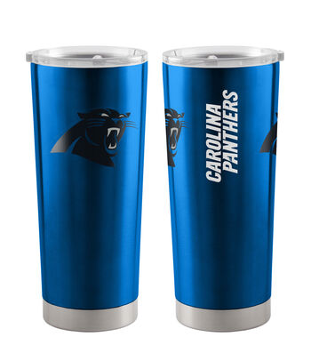 Carolina Panthers 20 oz Insulated Stainless Steel Tumbler