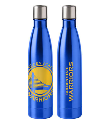 Golden State Warriors 18 oz Insulated Stainless Steel Water Bottle