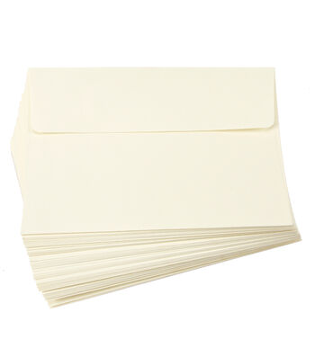 Core'dinations Envelopes:  A7 Ivory; 50 pack