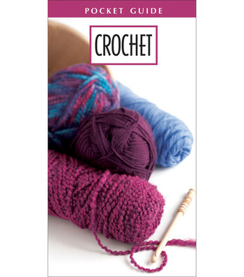 Leisure Arts-Crochet Pocket Guide