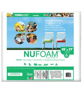 """NuFoam™ Pad 15""""x17""""x2"""" thick"""
