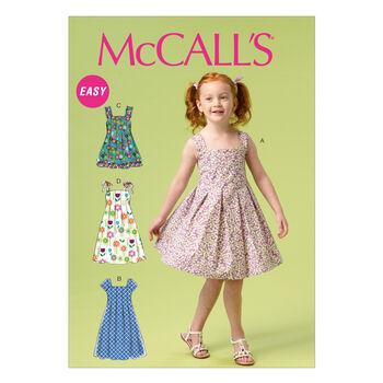 McCall's Child Dress-M6878