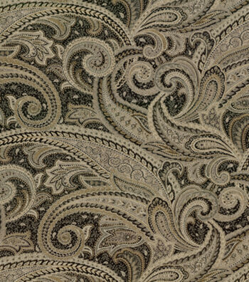 "Richloom Studio Multi-Purpose Decor Fabric 57""-Lavatera Gunmetal"