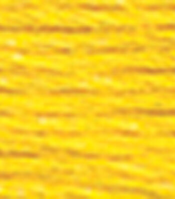 DMC Pearl Cotton Thread 16 Yds Size 3 Yellows & Oranges