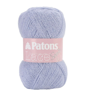 Patons Sequin Lace Yarn