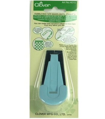 Clover Fusible Bias Tape Maker-25mm