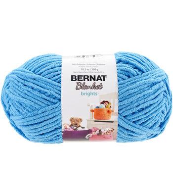 Bernat Blanket Brights Yarn