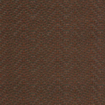"Upholstery Vinyl 54""-Wicker Pk Chocolate"