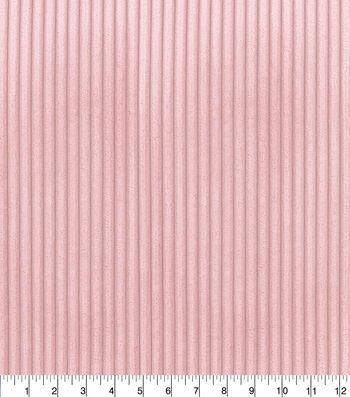 P/K Lifestyles Upholstery Fabric 54''-Blush Corduroy Fur