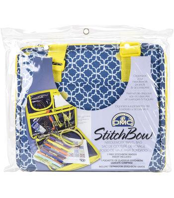 DMC® Stitchbow Needlework Travel Bag