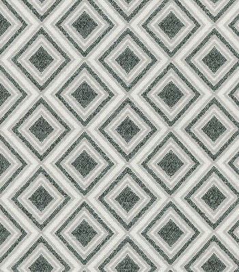 "Kelly Ripa Upholstery Fabric 58""-Game On Ebony"