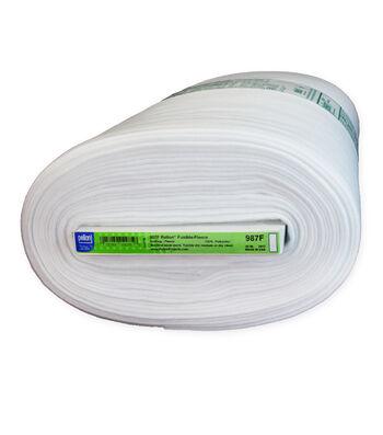 """Pellon® 987F Fusible Fleece, White, 45"""" x 10yd bolt"""