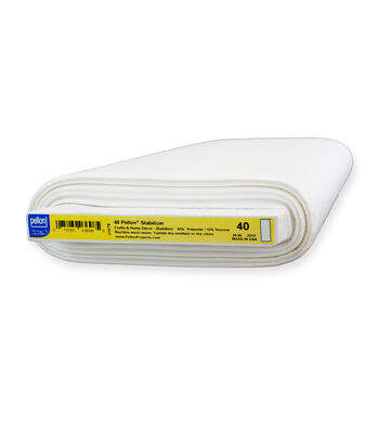 "Pellon® 40 Sew-In Midweight Stabilizer 20"" x 10 yd Board"