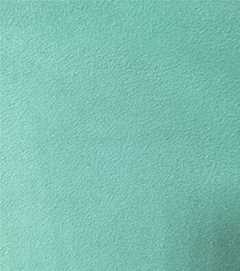 Earth Child Apparel Fabric 58''-Light Blue Suede