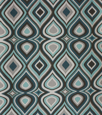 "Richloom Studio Lightweight Decor Fabric 55""-Owen Glacier"
