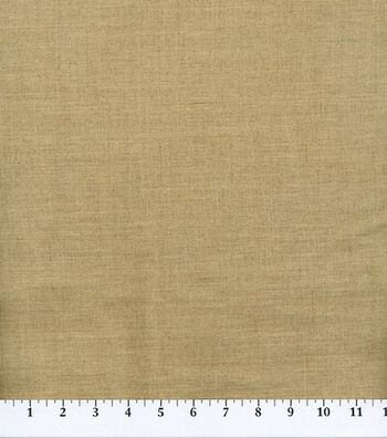 Sew Classic Linen Solid Fabric 53''