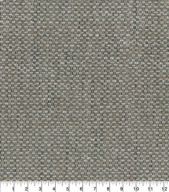 P/K Lifestyles Upholstery Fabric 54''-Charcoal Interweave