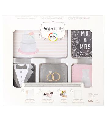 Project Life Core Kit-Wedding