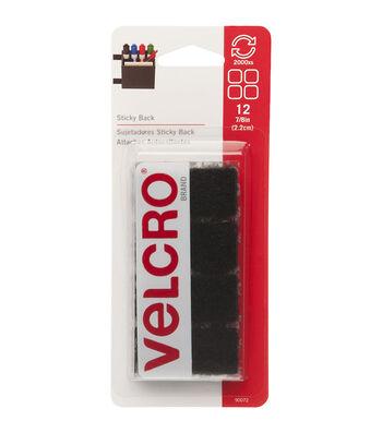 VELCRO® Brand Sticky-Back Squares