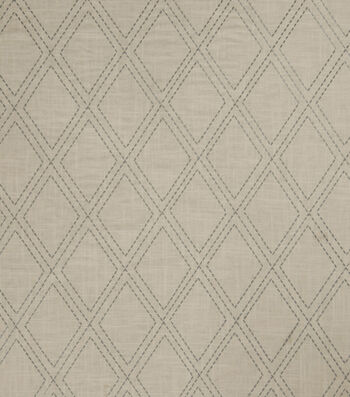 "Jaclyn Smith Lightweight Decor Fabric 54""-Alvin/Chambray"