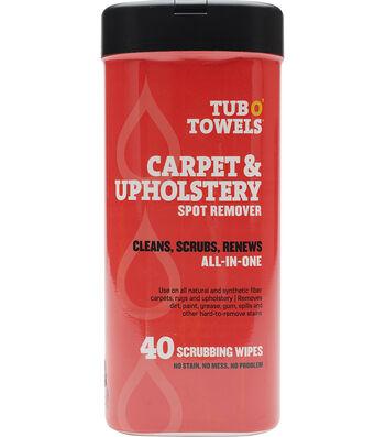 "Tub O' Towels 7""X8""-Carpet & Upholstery"