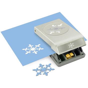 EK Success Large Punch Vintage Snowflake