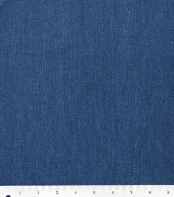 """Bottomweight 4oz Denim Fabric 57""""-Medium Wash"""