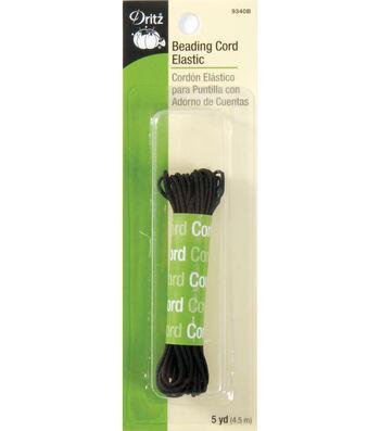 Dritz Beading Cord Elastic 5Yds