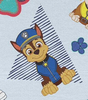 """Nickelodeon® Paw Patrol Flannel Fabric 43""""-Hero Pups Rule"""